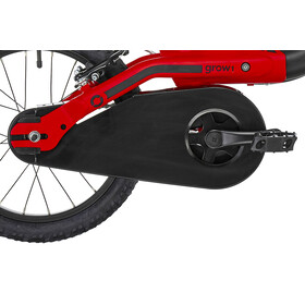 ORBEA Grow 1 - Bicicletas para niños - rojo/negro
